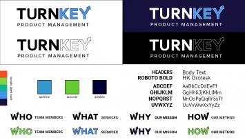 Turnkey Branding Arrow